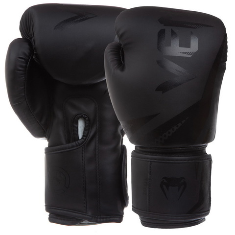Перчатки боксерские на липучке, Venum, Challenger 3.0