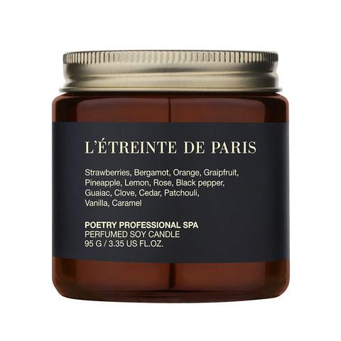 Свічка для масажу L'ÉTREINTE DE PARIS