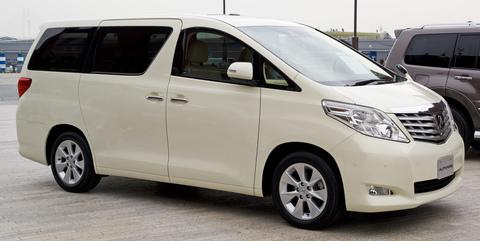 Задняя Пневмоподвеска Toyota Alphard