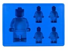 Форма силиконовая Лего Человечки в ассортименте