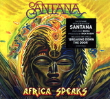 Santana / Africa Speaks (CD)