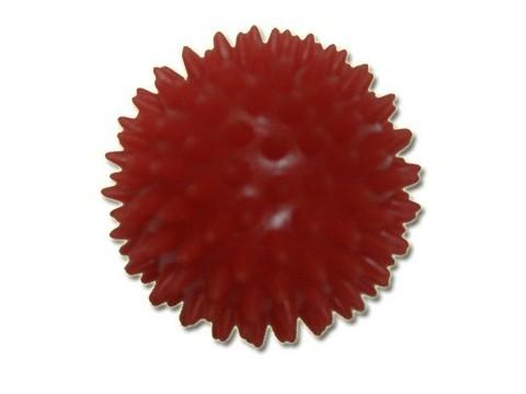 Мяч массажный жёсткий. Диаметр 6 см. :(М):