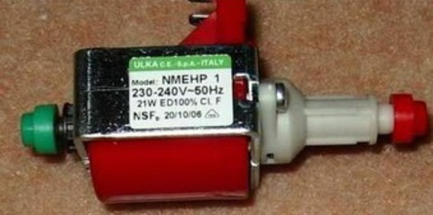 Насос помпа ULKA NMEHP1 21W (200cc/min_4,5bar)