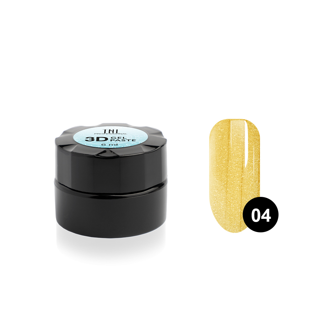 TNL гель-паста TNL, 3D гель-паста № 04 (желтое золото), 6 мл 3D_гель-паста_TNL__04__желтое_золото___6_мл._.jpg