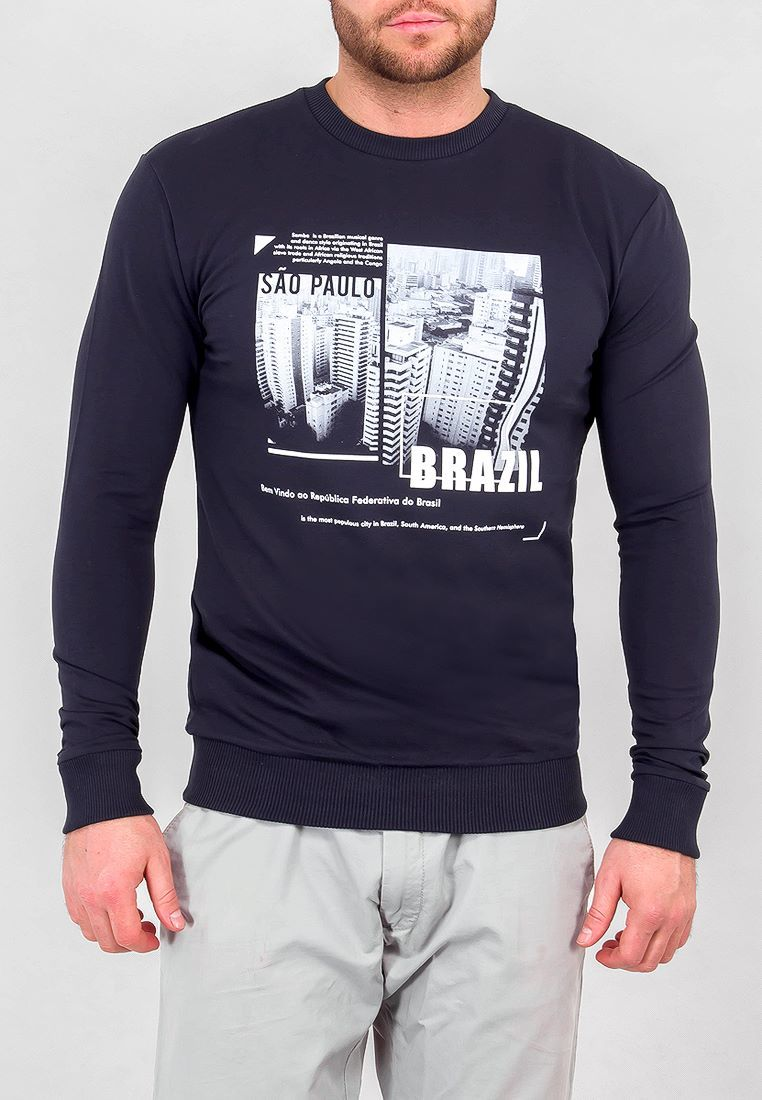 Джемпер мужской SS-Brazil