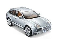 Maşın Maisto 1:18 SP (A)- Maisto Porsche Cayenne Turbo ,Model Car