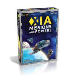 Ксиа: Миссии и способности (на русском языке)