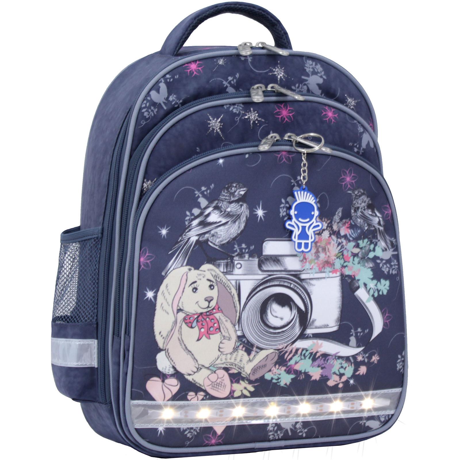 Для детей Рюкзак школьный Bagland Mouse 321 серый 210к (00513702) IMG_1104.JPG