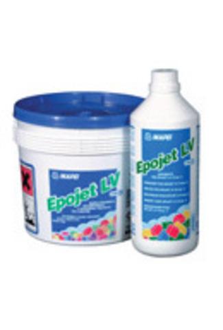 Mapei Epojet LV/Мапей Эподжет ЛВ двухкомпонентная эпоксидная смола для инъекций в микротрещины