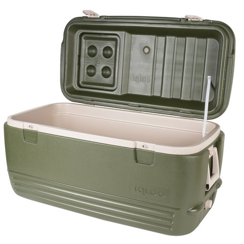 Изотермический контейнер (термобокс) Igloo Sportsman 100 (термоконтейнер, 98 л.)