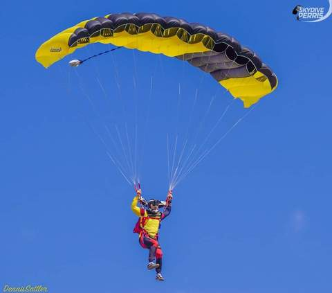 Icarus Safire 3 - Основной парашют