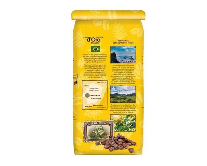 Dallmayr Crema d'Oro Brasilien, 1 кг