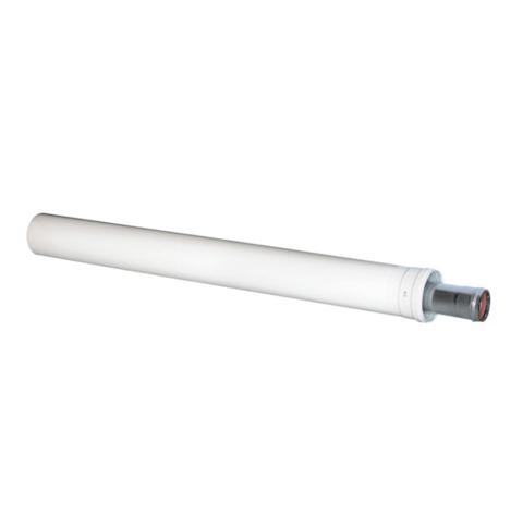 Baxi коаксиальное удлинение DN Ø 60/100 мм, 0.50 м для Duo-tec до 40 кВт (KHG 71411981)