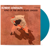 Robert Johnson ‎/ King Of The Delta Blues Singers (Coloured Vinyl)(LP)
