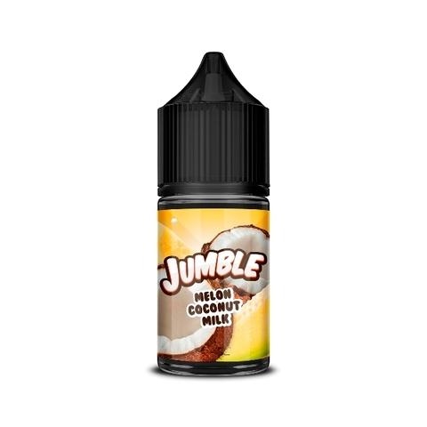 Жидкость Jumble Salt 30 мл Melon Coconut Milk