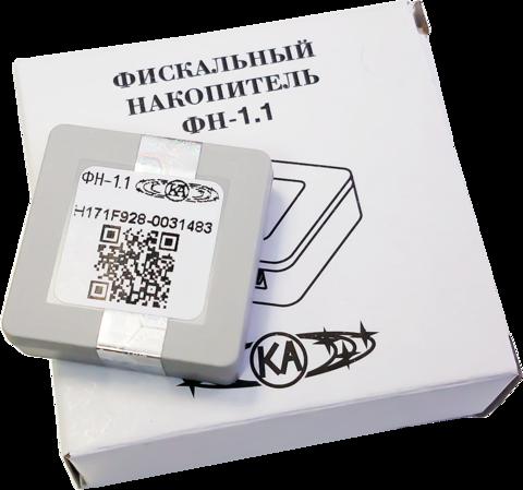 Фискальный накопитель ФН-1.1 на 15 мес. (АВТОМАТИКА)