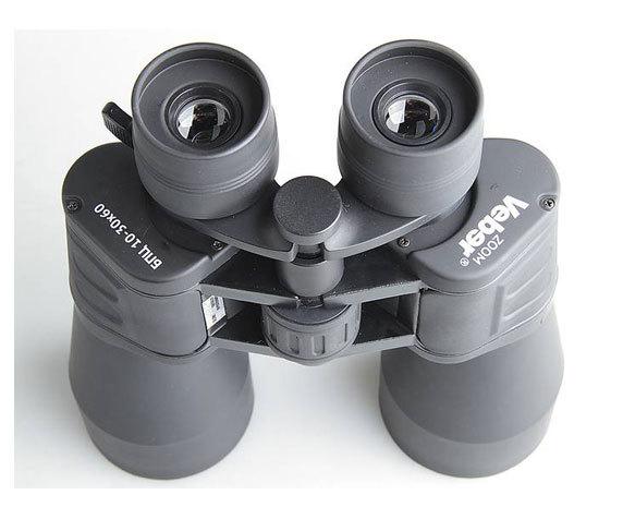Мягкие наглазники окуляров Veber БПЦ 10-30x60