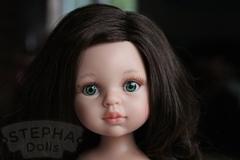 Кукла Кэрол, волнистые волосы, 32 см, Paola Reina