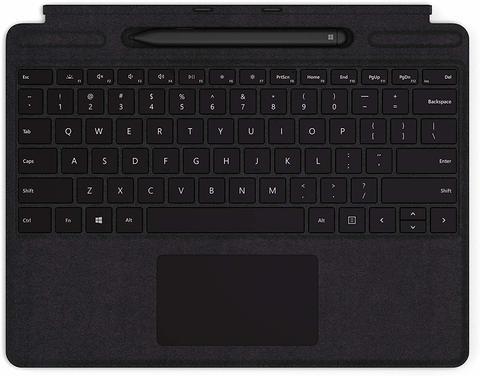 Клавиатура Microsoft Surface Pro X Signature Keyboard Bundle в комплекте со стилусом Slim Pen