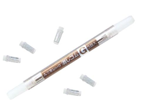 Сменные ластики Uni G
