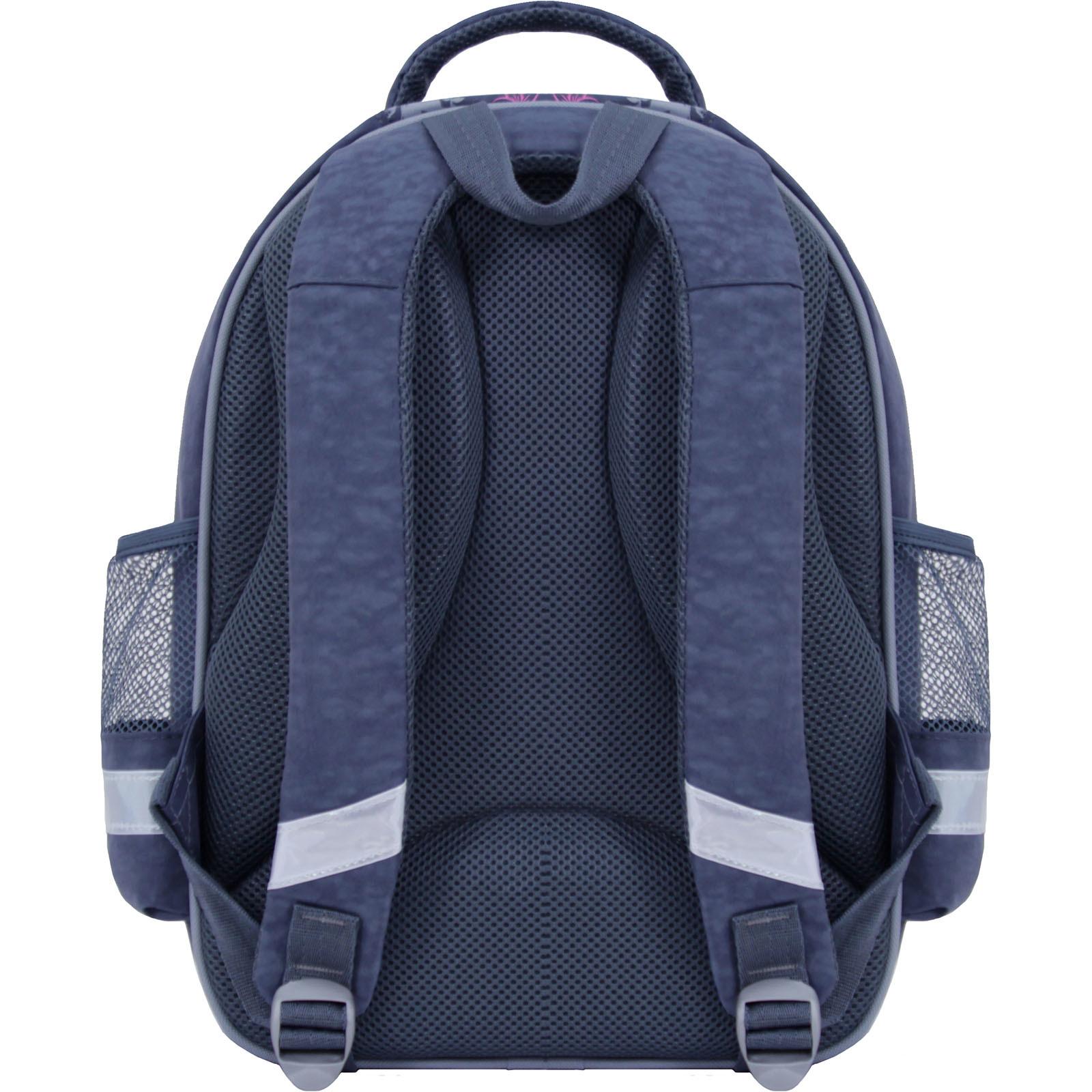 Рюкзак школьный Bagland Mouse 321 серый 210к (0051370) фото 4
