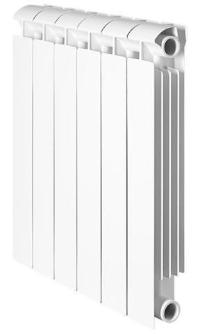Global STYLE EXTRA 500, 4 секции - радиатор биметаллический