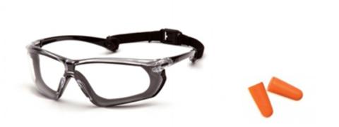 Защитные очки Pyramex Crossovr (SBG10680DT)