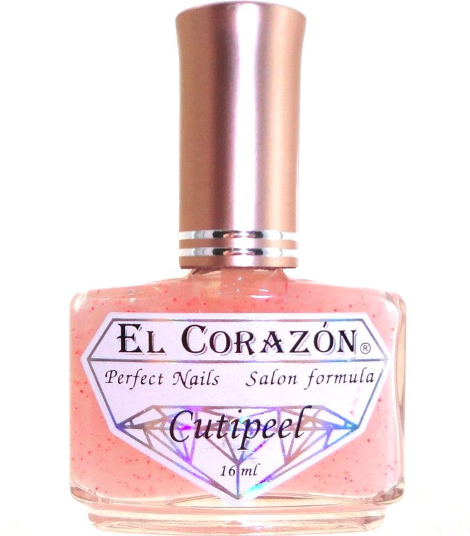Отшелушивающий гель для кутикулы El Corazon № 408 Cutipeel