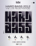 Сборник / Hard Bass 2012 - The Live Registration (Blu-ray+DVD)