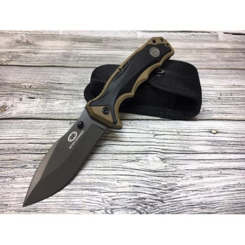 Складной нож With Armour, сталь 440С, арт.WA-019TN