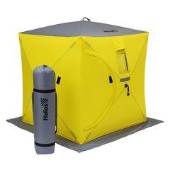 Палатка для зимней рыбалки Helios Куб 1,8х1,8 (HS-ISC-180YG)