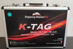 VIP Фирменный KTAG MASTER FW 7.020 SW 2.23