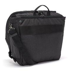 Сумка через плечо Pacsafe Intasafe X Laptop Messenger, серый, 18 л. - 2