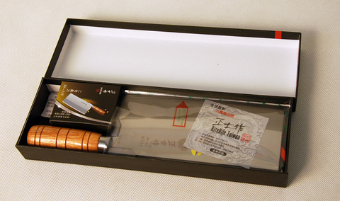 Нож кухонный, Wolmex BS-319