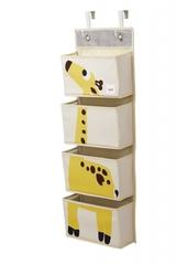 Органайзер на стену 3 Sprouts Жёлтый жираф 00062/3 Sprouts