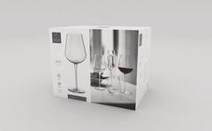 Набор из 6 бокалов для вина «Cal Large», 560 мл, фото 2