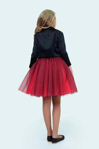 Платье детское + жакет (артикул 2Н110-1)