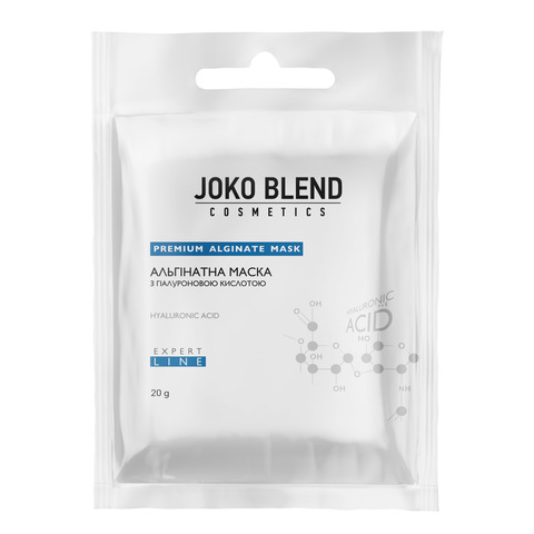 Альгінатна маска з гіалуроновою кислотою Joko Blend 20 г (1)