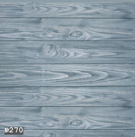 Фотофон виниловый «Серые доски» №270