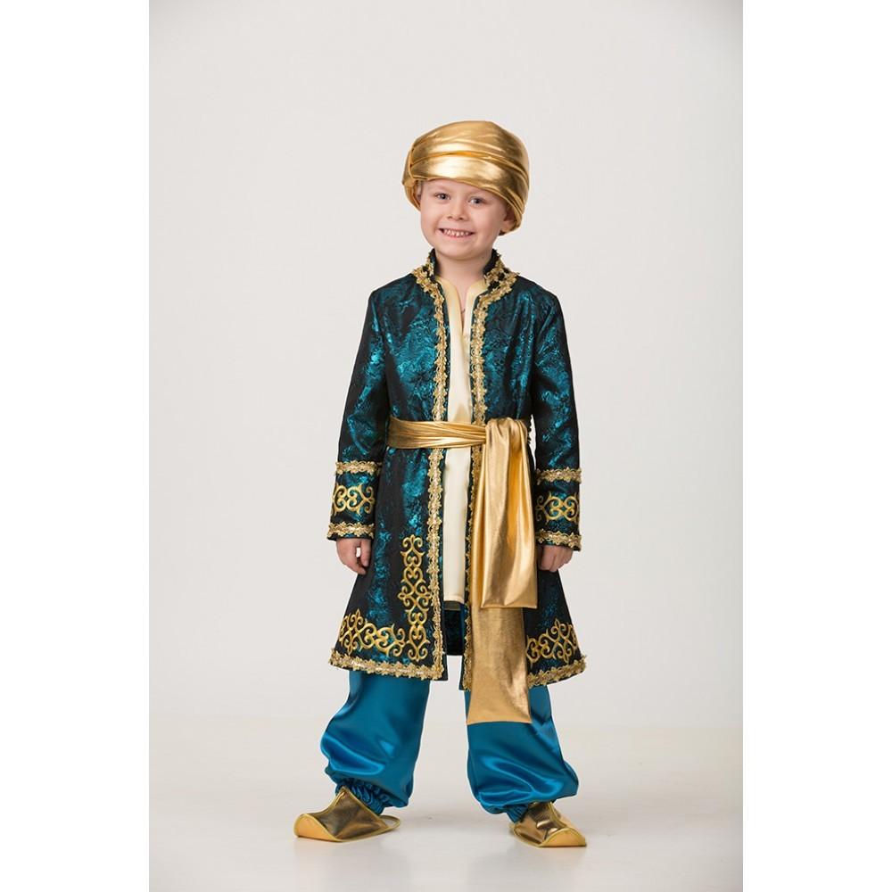Карнавального костюма детский Султан