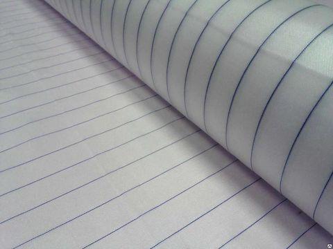 Жертвенная ткань PEEL-PLY NYLON 60 г/м² Синяя полоса