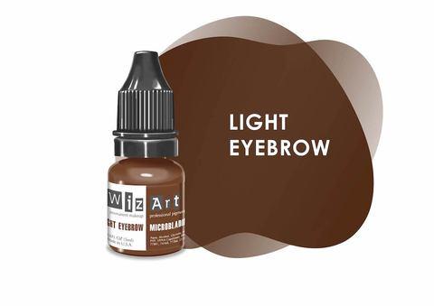 Light Eyebrow (светло-коричневый нейтральный) • Wizart Microblading • пигмент для бровей