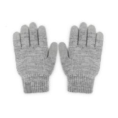 Перчатки Moshi Digits для сенсорных дисплеев, Размер M, светло-серый