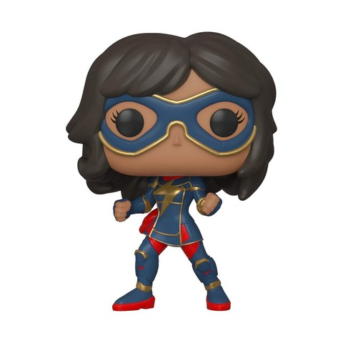 Фигурка Funko POP! Bobble: Marvel: Avengers Game: Kamala Khan