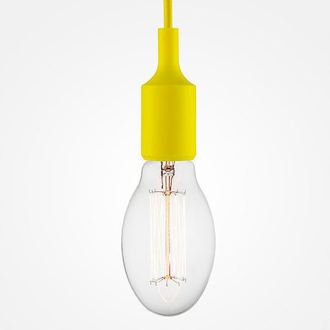 Подвесной светильник Loft SL014 (Желтый)
