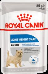 Паштет для взрослых собак, Royal Canin Light Weight Care, склонных к набору веса