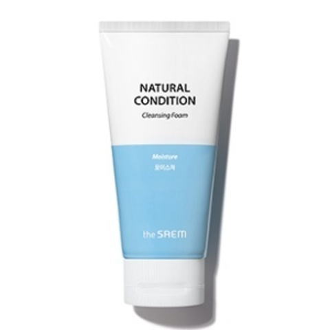 NATURAL CONDITION Cleansing Foam [Moisture]