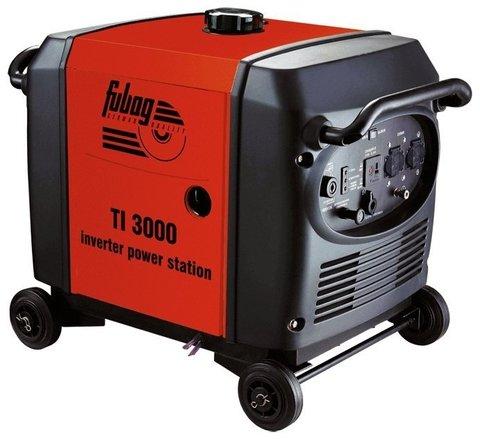 Кожух для бензиновой электростанции Fubag TI 3000
