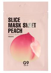 Маска-слайс для лица тканевая G9 Skin с экстрактом персика 10 гр