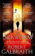Galbraith Robert. The Silkworm